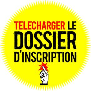 Dossier d'inscription pour le stage musiques urbaines ROCK THE CASBAH
