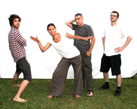 L'équipe des colonies musique et cinéma ROCK THE CASBAH de juillet 2013