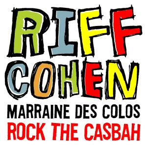 Riff Cohen marraine de la colo musique et cinéma pour ados Rock The Casbah