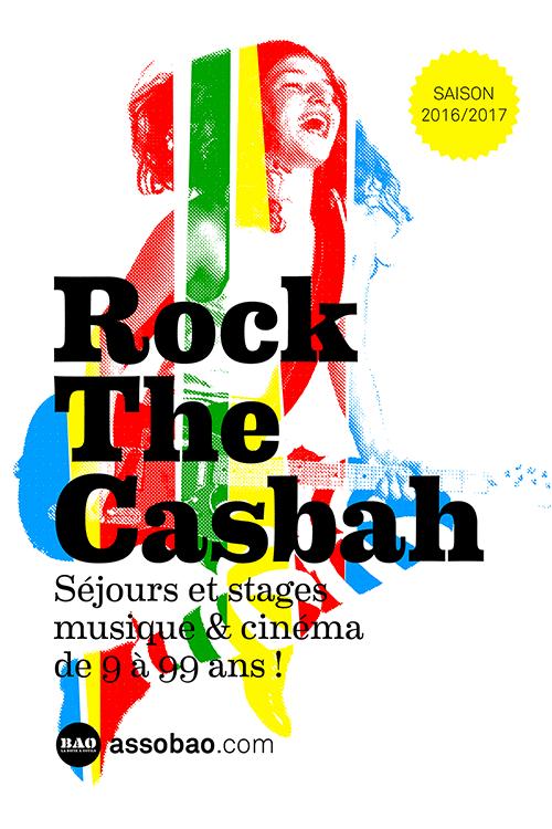 Colos musique et cinéma Rock The Casbah 2017